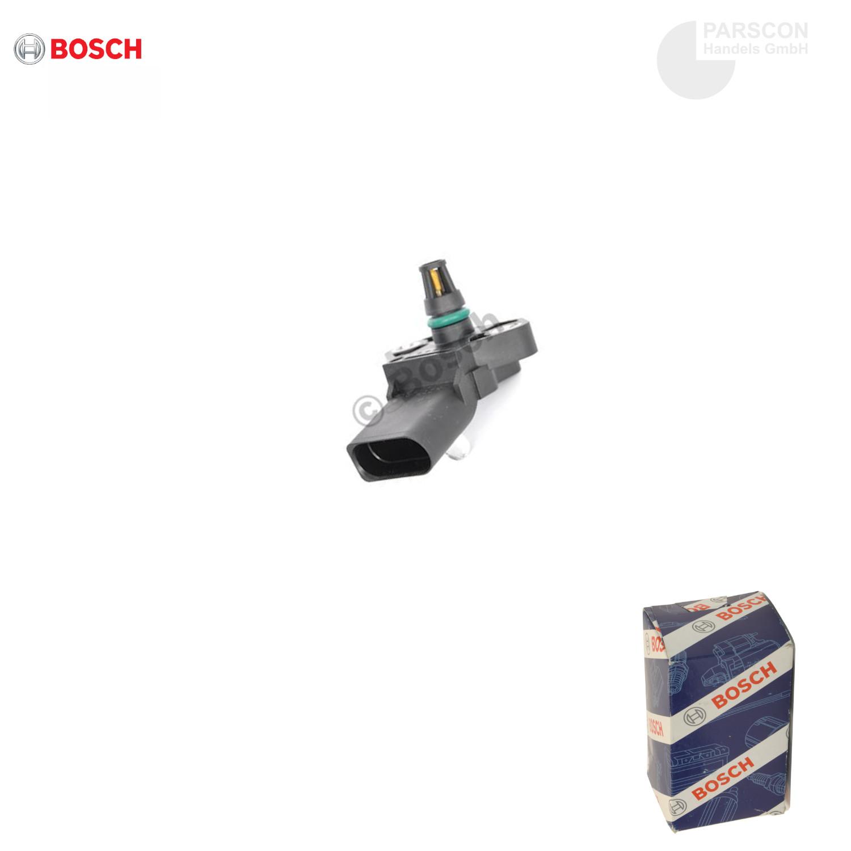 MAP-SENSOR DRUCKSENSOR SAUGROHRDRUCK VW SCIROCCO 13 1.4 TSI SHARAN 7M 1.8 1.9
