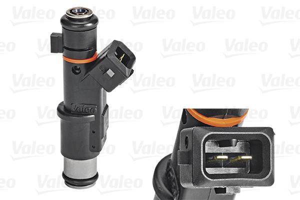 Valeo Einspritzventil 348005 für CITROËN