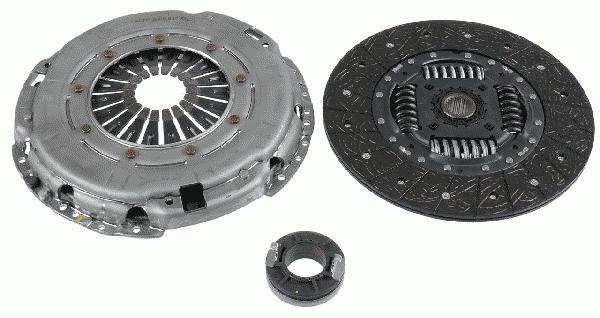 Sachs Kupplungssatz 3000950632 für HYUNDAI