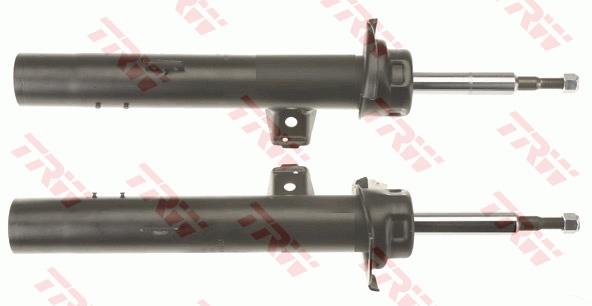2x Stoßdämpfer Vorderachse Gasdruck TRW JGM1123T für BMW 3er E90 E91 E93 E92